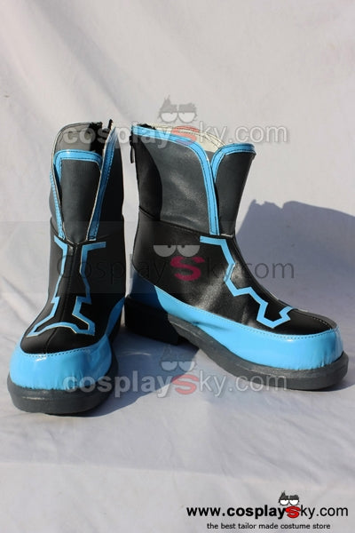 Kingdom Hearts Sora Botte Cosplay Chaussures
