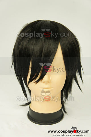 Kingdom Hearts Xion Cosplay Perruque