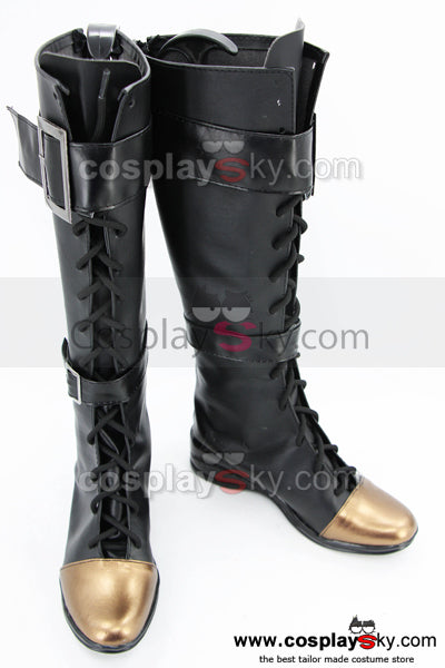 LOL League of Legends Caitlyn Cosplay Chaussures  Version Nouvelle