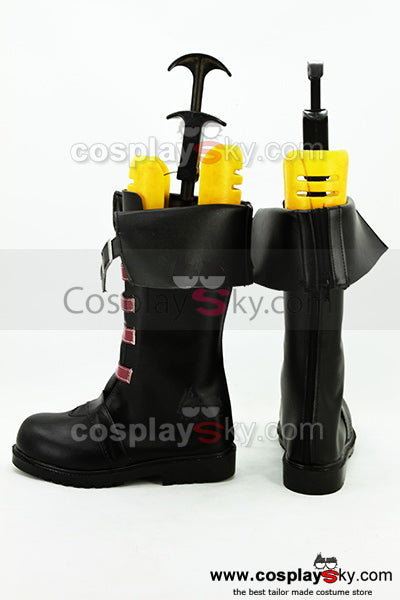LOL League of Legends Jinx Cosplay Chaussures