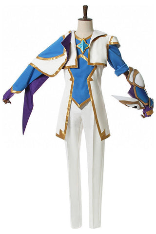 LOL League of Legends Star Guardian Ezreal Cosplay Costume