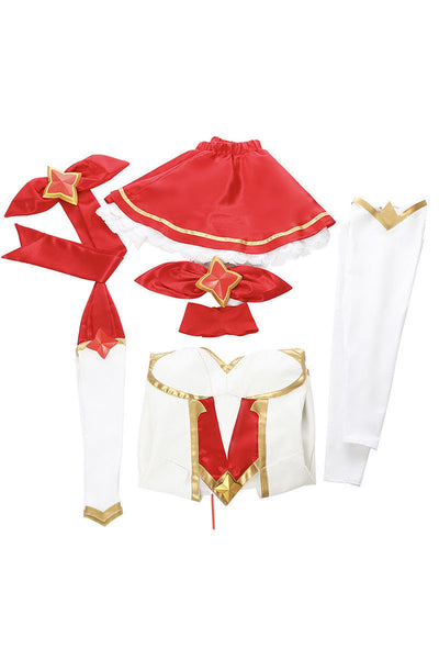 LOL League of Legends Star Guardian Miss Fortune Cosplay Costume