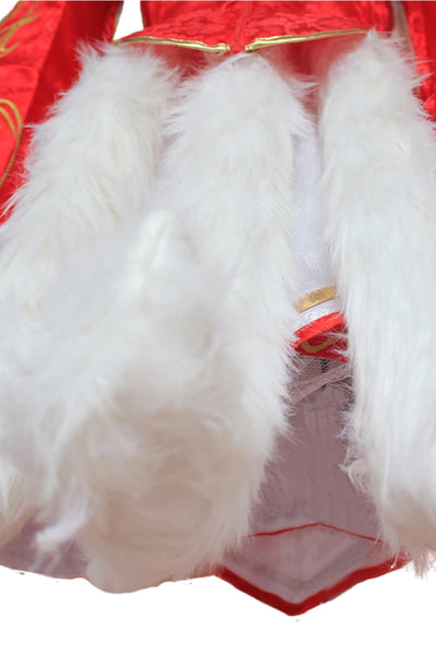 LoL League of Legends The Nine-Tailed Fox Ahri Cosplay Costume