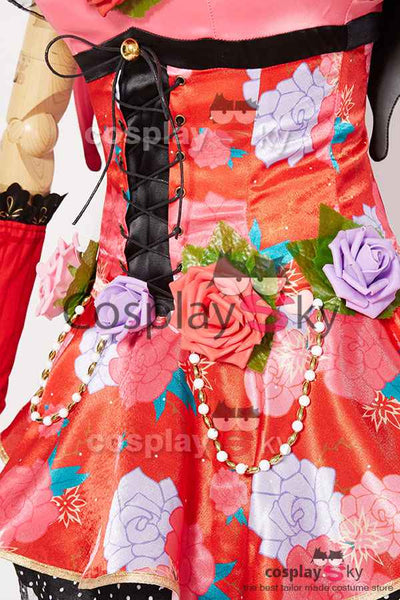 Love Live! Kotori Minami Petit Diable Transforme Uniforme Halloween Cosplay Costume