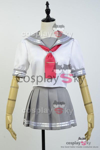 LoveLive! Sunshine!! Aqours Uniforme Scolaire Cosplay Costume