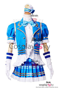 Love Live! Sunshine!! Aqours Watanabe You Cosplay Costume