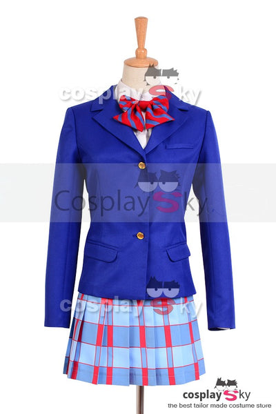 LoveLive! School Idol Festival Uniforme Scolaire Cosplay Costume