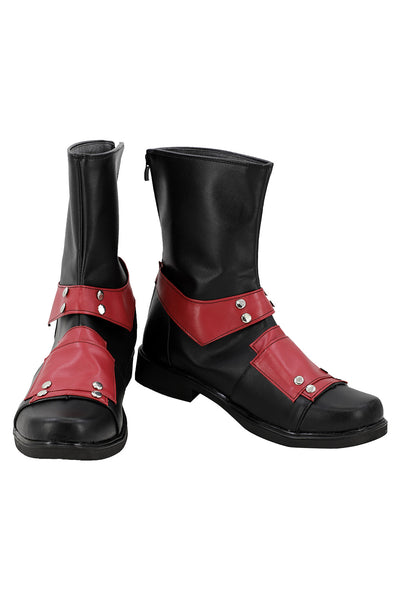 Marvel Deadpool Wade Wilson Bottes Cosplay Chaussures