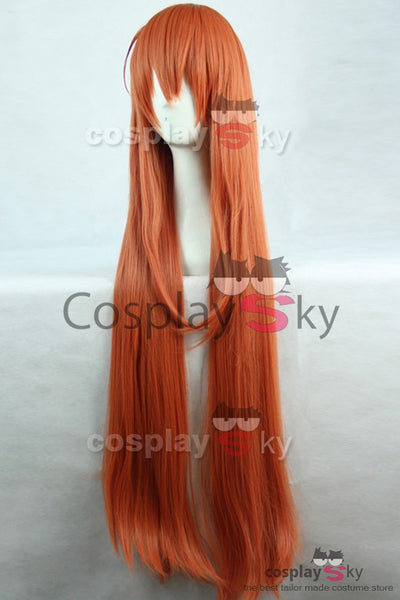 Monster Musume Miia Cosplay Perruque Orange
