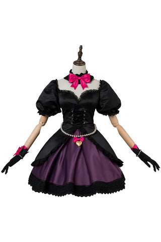 Overwatch D.VA DVA Hana Song Black Cat Skin Cosplay Costume