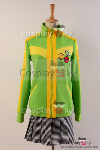 Persona 4: The Animation Chie Satonaka Uniforme Cosplay Costume