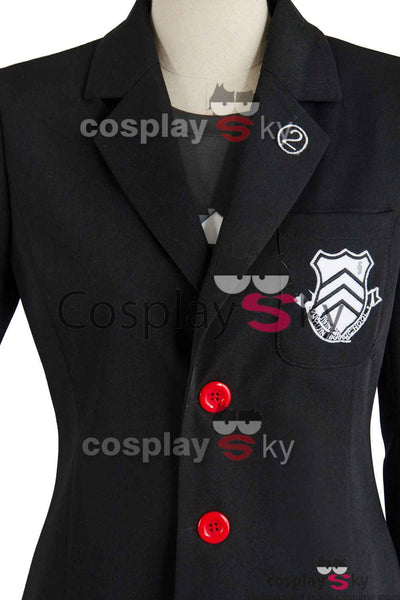 Persona 5 Protagonist Dancing Star Night Cosplay Costume