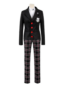 Persona 5 Protagonist Uniforme Cosplay Costume