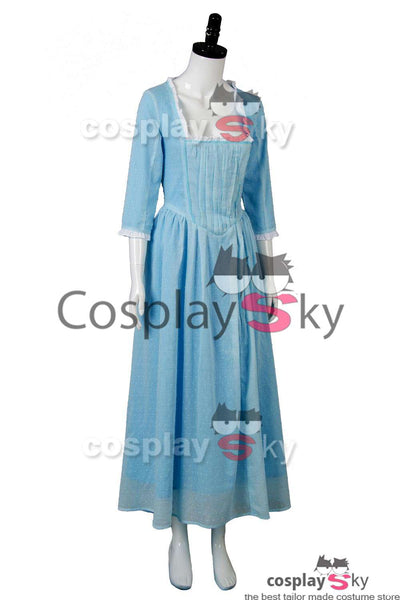 Pirates des Caraibes 5 Dead Men Tell No Tales Carina Smyth Robe Cosplay Costume
