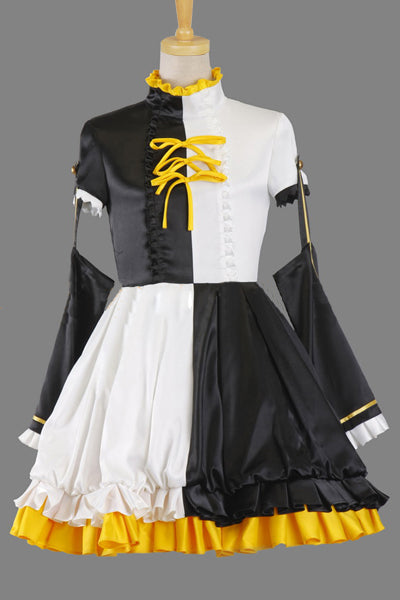 Vocaloid Kagamine Rin Nuclear Fusion Cosplay Costume