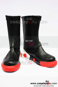 Pokemon Adventures Silver Cosplay Chaussures