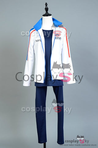 Prince of Stride Ky?suke Kuga Cosplay Costume