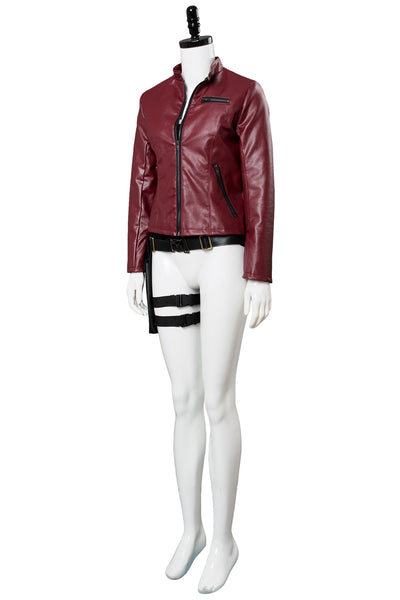 Resident Evil 2 Remake Claire Redfield Cosplay Costume