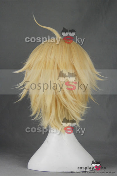 Seraph of the End Vampires Mikaela Hyakuya Cosplay Perruque