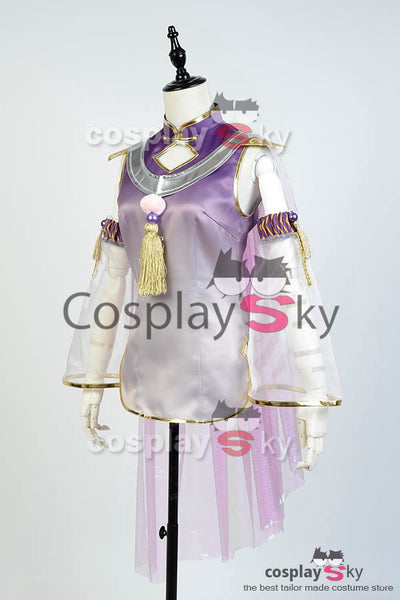 Song Of Time Project Miyo Grevin Robe Cosplay Costume
