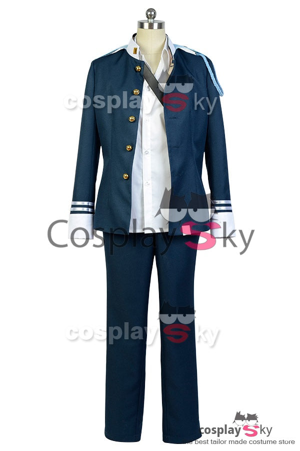 Song of Time Project Seckor Lupe Uniforme Cosplay Costume