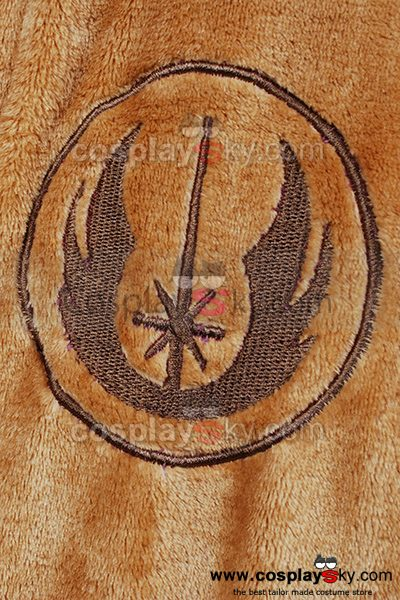 Star Wars Jedi  Robe de Bain Costume de Cosplay
