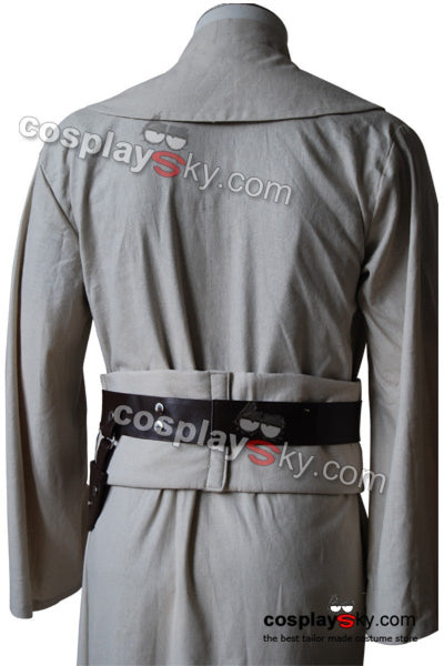 Star Wars Wan Kenobi Costume de Cosplay