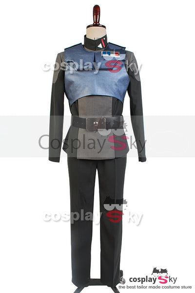 Star Wars Rebels Agent Kallus Uniforme Cosplay Costume