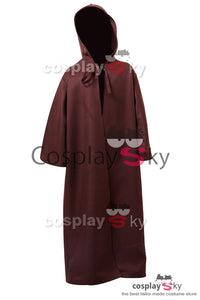 Star Wars Kenobi Jedi Cape Version D'enfant Cosplay Costume