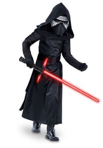 Star Wars Kylo Ren Sith Halloween Cosplay Costume Pour Enfant