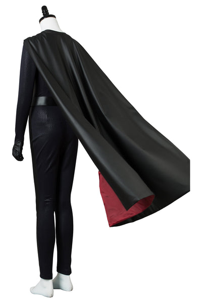 Supergirl Overgirl Earth-10 Earth-X Kara Cosplay Costume