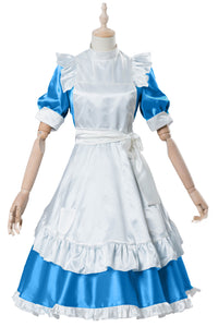 Sword Art Online Alicization Alice Cosplay Costume