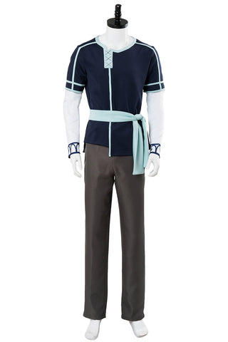 Sword Art Online Alicization Kazuto Kirigaya Kirito Cosplay Costume