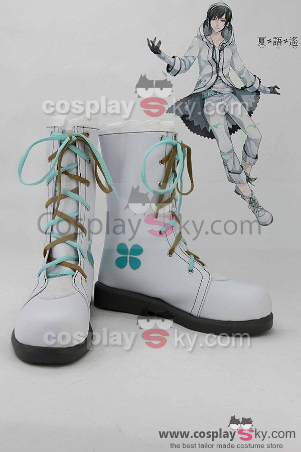 Taiwan Voicemith Chanteuse Virtuelle Xia Yuyao Cosplay Chaussures Version pour Homme