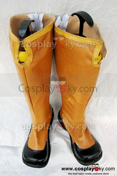 Tales of the Abyss Guy Cecil Cosplay Chaussures