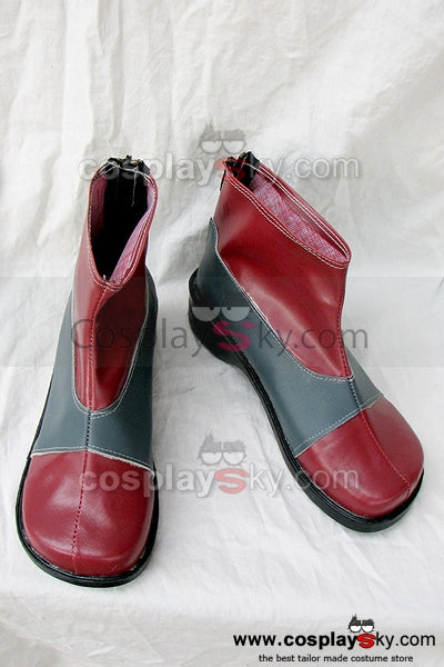 Tales of The Abyss Luke Botte Basse Cosplay Chaussures