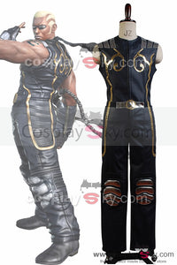 Tekken 6 Raven Fighting Cosplay Costume