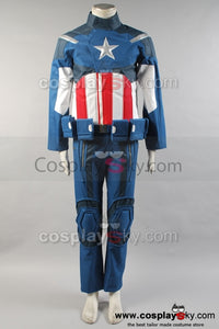 The Avengers NEW Captain America Costume Veste Pantalon