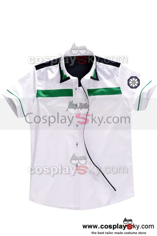 The Irregular at Magic High School Tatsuya Shiba Tee-shirt  Cosplay Costume