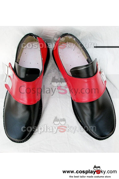 The Legend of Heroes Levey Leonhardt Cosplay Chaussures