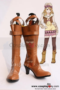 Tiger & Bunny Karina Lyle Cosplay Chaussures