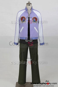 TIGER & BUNNY ORIGAMI CYCLONE Cosplay Costume