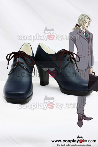Tiger & Bunny Yuri Petrov Cosplay Chaussures