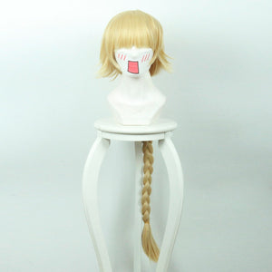 Fate/Apocrypha FA Ruler Jeanne d'Arc Cosplay Perruque