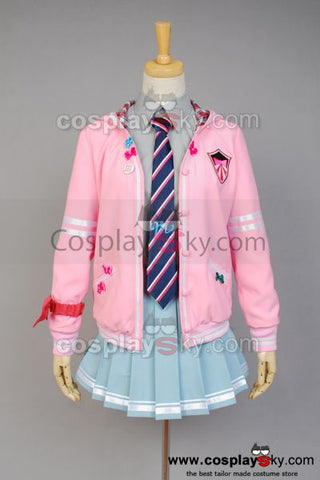 Vocaloid Miku Project DIVA-f Uniform Cosplay Costume