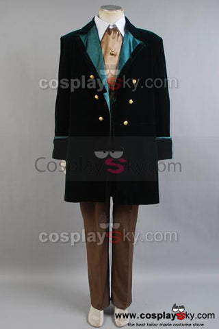 Doctor Who 8e Dr Tenue Cosplay Costume