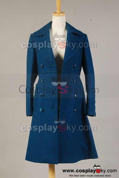 Doctor Who Amy Manteau Cosplay Costume