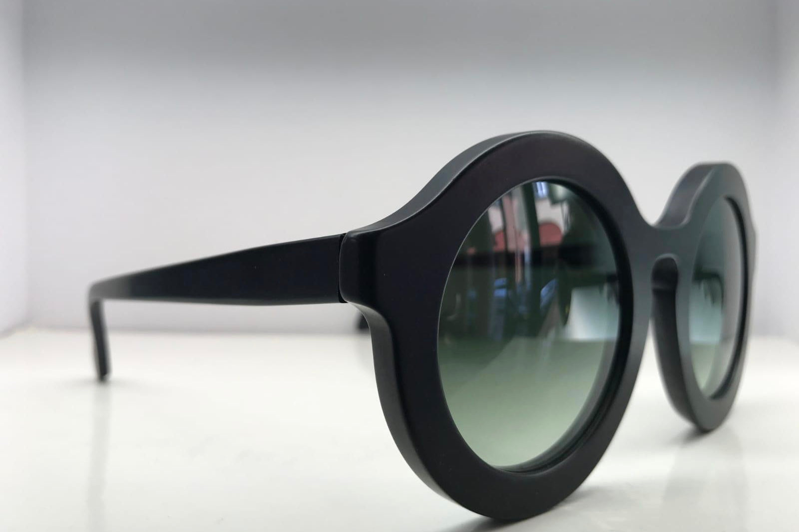 Lamù Sunglasses - Apfel Black