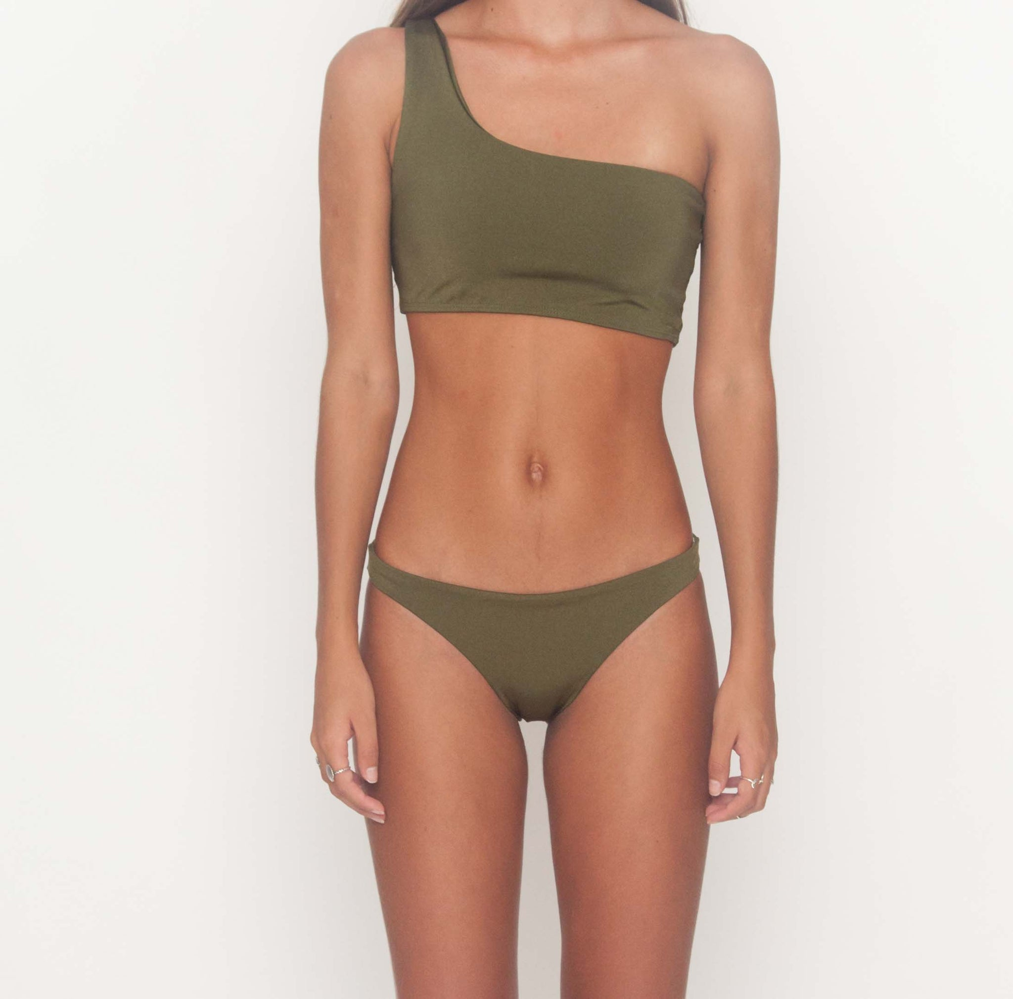 Ki & Co - One Shoulder Bikini