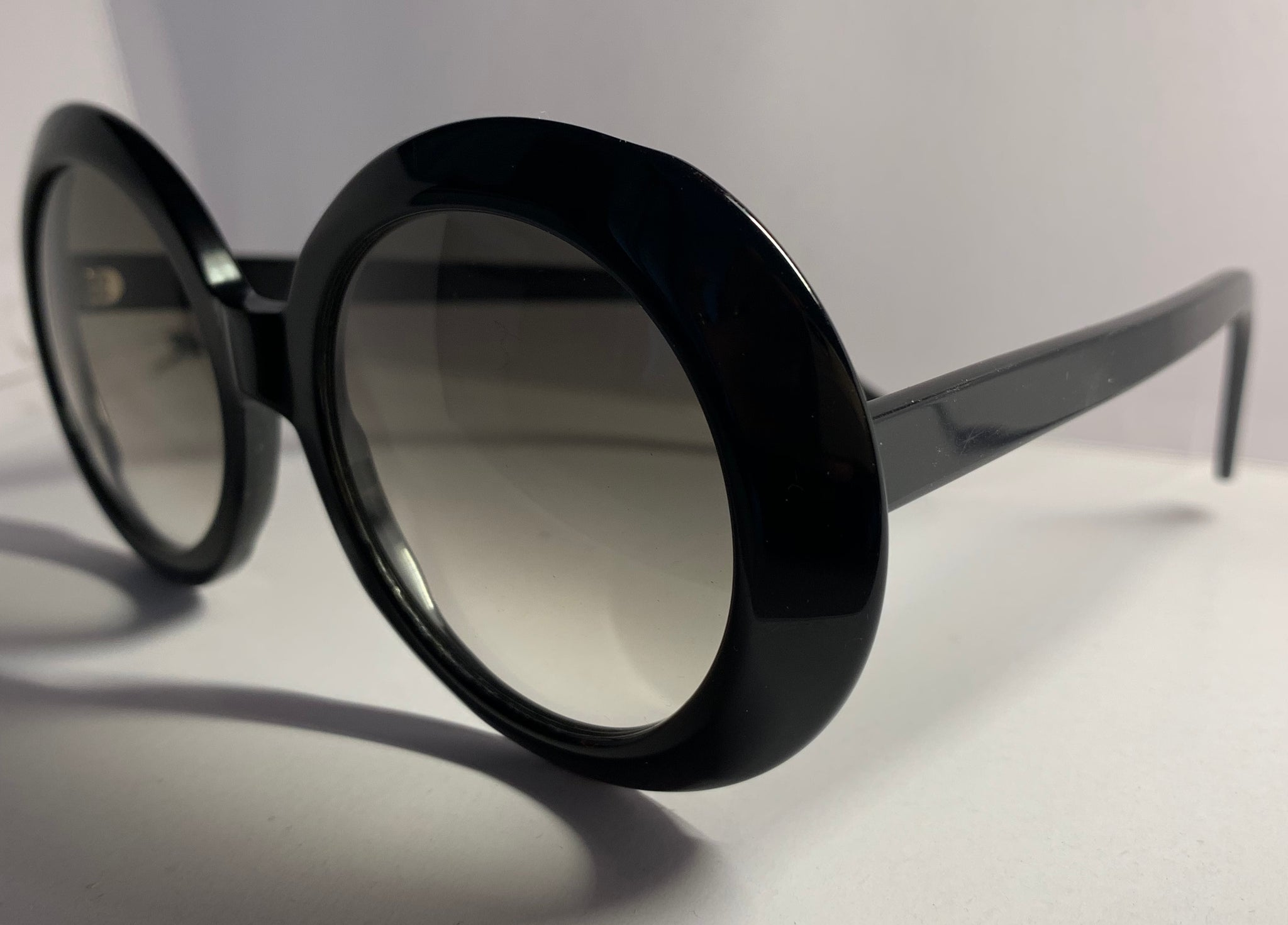 Lamù Sunglasses - Sixties Black